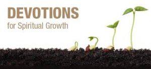 devotions-spiritual-growth