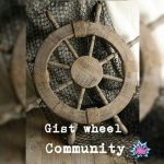 Chatting on Gistwheel