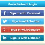 You can now Register and Login on Gistwheel with your Facebook,Twitter, email,and Linkedin accounts!