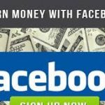 How to make money from your Facebook account