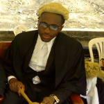 University law student proves a point: all lawyers are not liars and thieves!