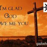 Dave Barnes God gave me you lyrics and mp3 free download