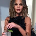 "Chrissy Teigen Says She's Starting To See The Sky As ""Blue And Not Black"" Two ""Brutal, Exhausting, [And] Sad"" Months After Her Pregnancy Loss"