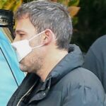 Ben Affleck Wore A Teeny Tiny Mask And Here's What That Looked Like