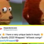 Spotify Wrapped Is Finally Here, So Here Are 34 Chuckle-Worthy Tweets About It