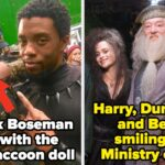 46 Behind-The-Scenes Photos That'll Change The Way You View Your Favorite Movies