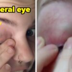 Some People's Eyelids Are Slightly See-Through And I Probably Could Have Lived Without This Information
