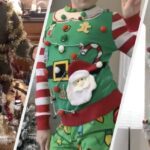 TikTok Is Showing Off Their Ugliest Christmas Sweaters