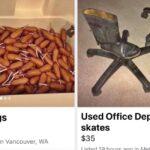 18 Posts On Facebook Marketplace That Aren't Exactly Hidden Gems