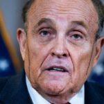 Rudy Giuliani Has The Coronavirus, Trump Says