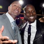 "Tyrese Gibson And Dwayne 'The Rock' Johnson Are Friends Again After Spending ""Four"" Hours Talking Through Their Problems"