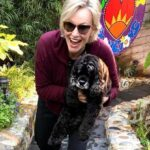 Jane Lynch's Adopted Dogs Have Human Names For A Really Sweet Reason