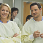 """My Head Is Spinning From Katherine Heigl's Reaction To Alex And Izzie's """"Grey's Anatomy"""" Reunion"""