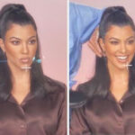 "Kourtney Kardashian Shared Behind-The-Scenes Photos From Her Last Ever ""KUWTK"" Confessional Interview And It's Making Me Emotional"