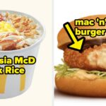 40 Yummy McDonald's Menu Items That Are Only Served Outside Of The U.S.