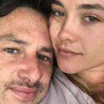 Zach Braff Shared A Heartfelt Instagram For Girlfriend Florence Pugh's 25th Birthday