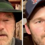 "Arnold Schwarzenegger Accidentally Called His Own Son-In-Law Chris Pratt ""Chris Evans"" On Instagram Live, And OMG"