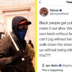 Dwyane Wade, Cardi B, And Other Celebs Are Criticising The Contrast In Response To The Capitol Riots And Black Lives Matter Protests