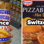 """This Is What The Rest Of The World Sells As """"American Food"""""""