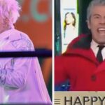 11 Awkward Moments From The New Year's Eve Shows