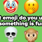 Tell Us Your Frequently Used Emojis And We'll Reveal Your True Personality Type