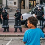 BLM Activists See A Big Double Standard In How Police Dealt With Trump Insurrectionists
