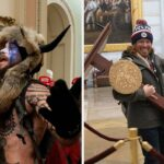 The Shirtless Horned Man Who Was Photographed Storming The Capitol Has Been Charged