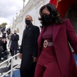 Here's What Barack Obama Said About Michelle Obama's Iconic Inauguration Look