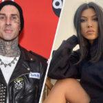 Kourtney Kardashian Finally Confirmed She's Dating Travis Barker