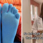 This Doctor Went Wildly Viral For Explaining Why You Should Wear Socks To Bed