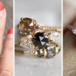 21 Drool-Worthy Engagement Rings If You Love Rose Gold