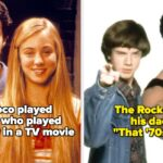19 Very Famous Celebrities Who Appeared In Random TV Shows And Movies Early In Their Careers