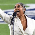 Jazmine Sullivan's Performance Of The National Anthem At The Super Bowl Was Breathtaking