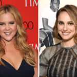"Amy Schumer Jokingly Called Out Natalie Portman Over Her ""Nice"" Parenting Advice"