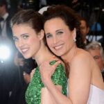 """Andie MacDowell's New """"Badass"""" Hairstyle Is All Thanks To Quarantine And Her Daughters"""