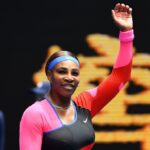 Serena Williams' Amazing One-Legged Catsuit At The Australian Open Was Inspired By Flo-Jo