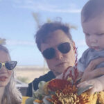 Elon Musk Just Shared His First Family Photo With Grimes And Their Son, And It's So Adorable