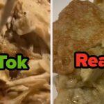 "I Made That TikTok Vegan ""Chicken"" That's Going Viral"