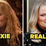 """Here Are 14 Side-By-Sides Of The """"Moxie"""" Cast In The Movie Vs. IRL"""