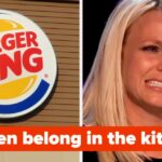 Burger King Tried To Be Ironically Sexist On International Women's Day And Women Weren't Having It