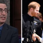 A Clip Of John Oliver Speaking About Meghan Markle In 2018 Has Gone Viral After Her Oprah Interview