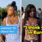 """Gabrielle Union And Zaya Wade Recreated An Iconic Line From """"10 Things I Hate About You"""""""