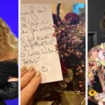 Beyoncé Sent Taylor Swift Flowers And A Note After They Both Broke Grammy Records
