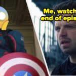"""19 Hilarious Reactions To THAT GUY At The End Of """"Falcon And The Winter Soldier"""" Episode One"""