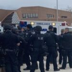 A Police Officer Has Died After A Shooting At A Supermarket In Boulder, Colorado
