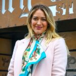 Hilary Duff Shared An Adorable Baby Shower Video And I Guess Our Invites Got Lost In The Mail
