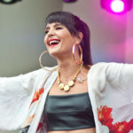 Jessie Ware Showed Off Her Baby Bump In The Most Stunning Way