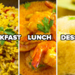 Eat Only Yellow Indian Foods For An Entire Day And We'll Guess Your Age