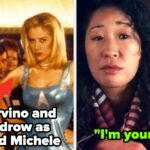 Famous Women Have Undeniable Onscreen Chemistry In Movies And TV Shows, And Here Are 21 Moments To Prove It