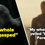23 Movie Theater Moments That Were So Major, They Made People Audibly React At The Theater